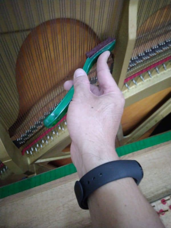 Bảo Dưỡng đàn Piano -03