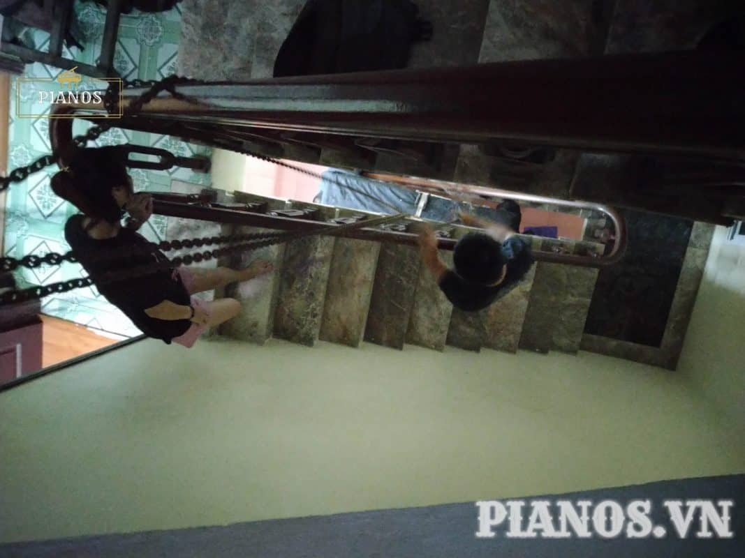 cách vận chuyển đàn piano
