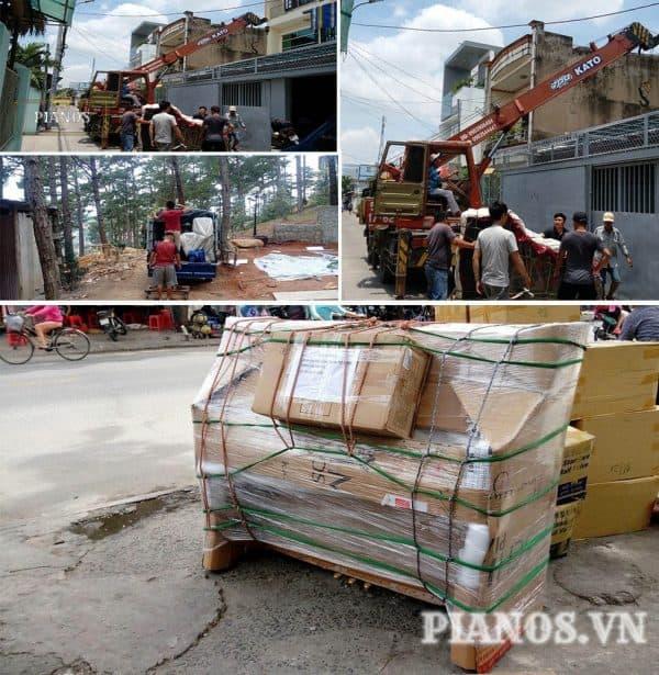 dịch vụ vận chuyển đàn piano hà nội