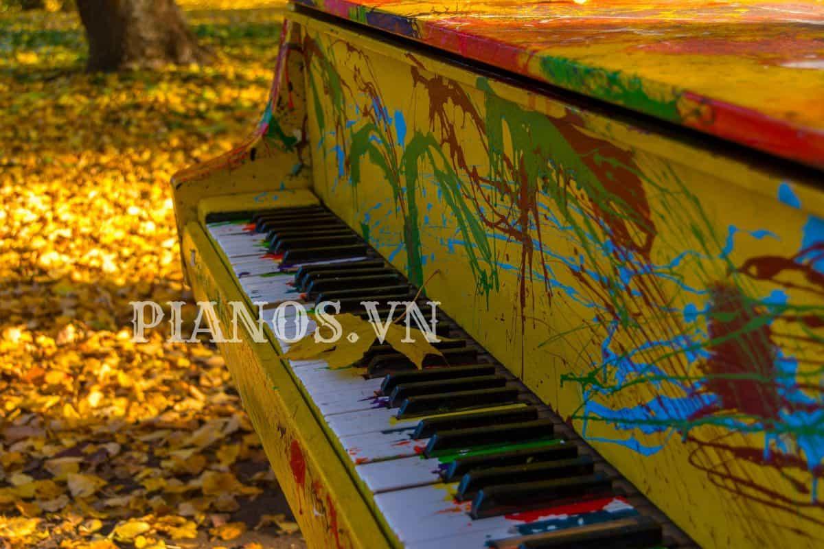 Sơn đàn Piano 2