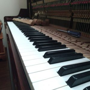 Sửa đàn Piano - 07