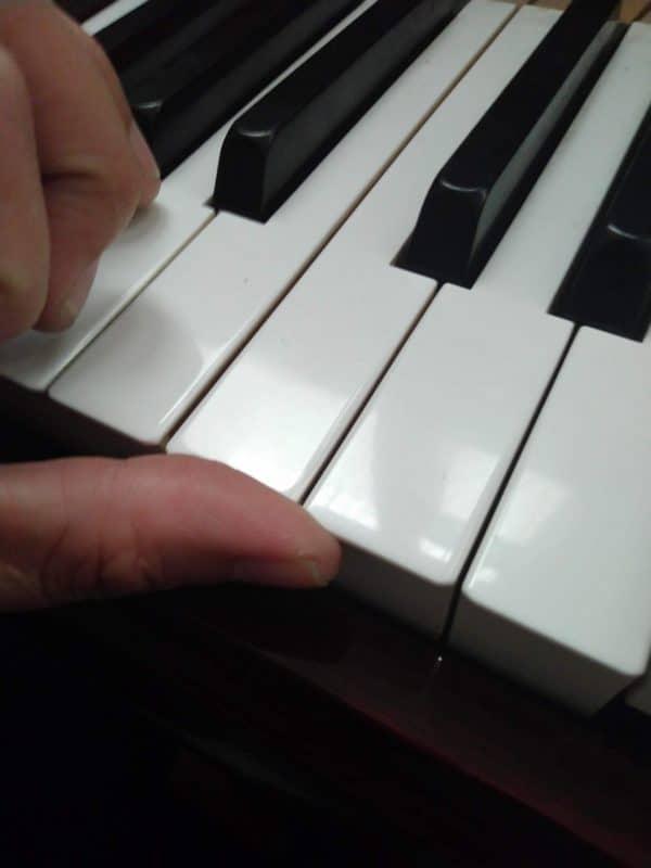Sửa đàn Piano - 12