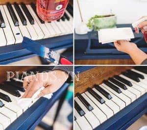 Sửa đàn Piano Hà Nội 1
