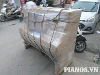 vận chuyển đàn piano