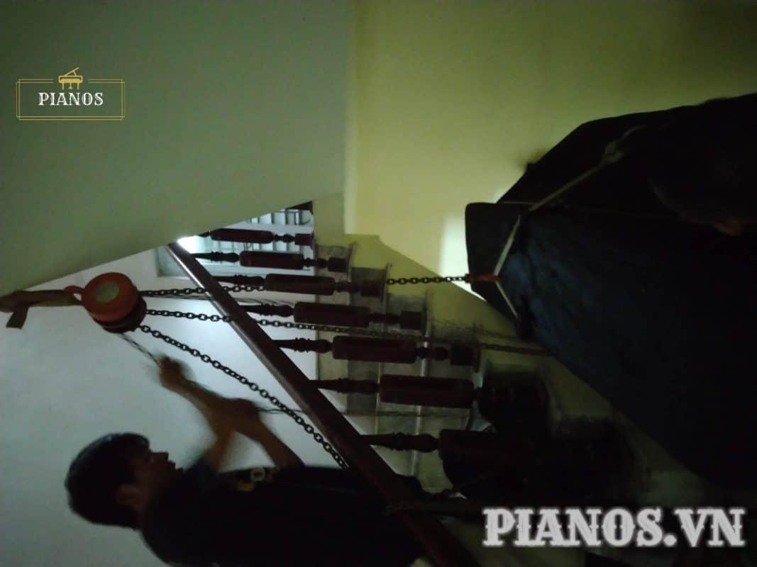 vận chuyển đàn piano hà nội