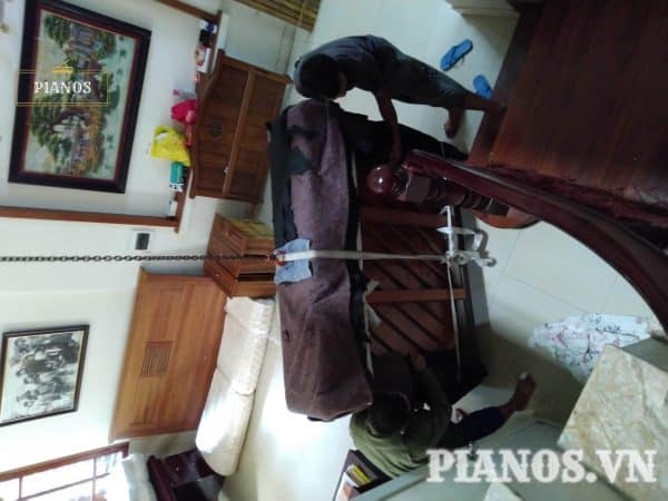 vận chuyển piano