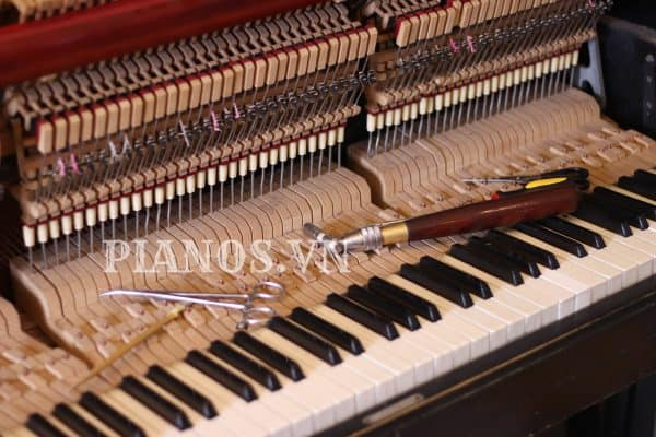 Xử Lý Kẹt Phím đàn Piano